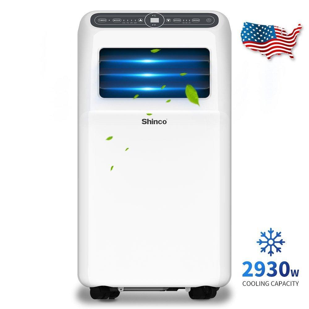Shinco SPF3-10C Portable Air Conditioner (11)